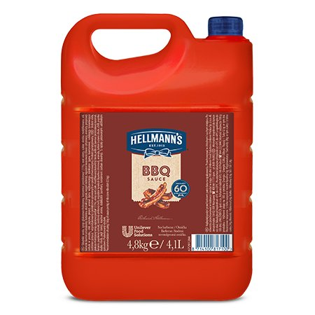 Hellmann's Barbecue omáčka 4,8 kg -
