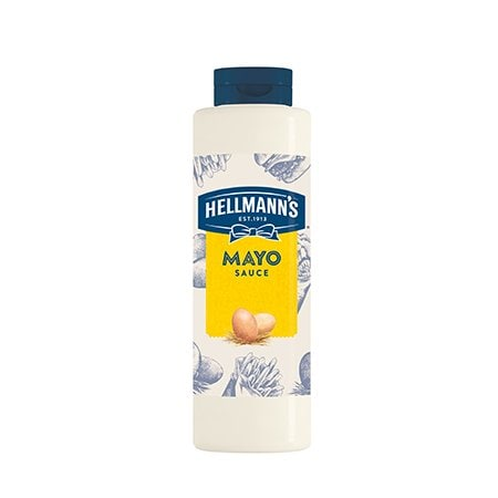Hellmann's Majonézová omáčka 820 g -