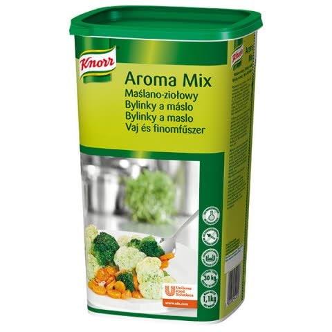 Knorr AromaMix Bylinky&Maslo 1,1kg -