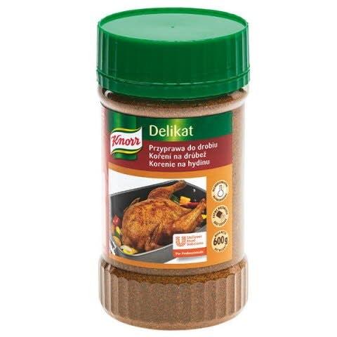 Knorr Delikát korenie na hydinu 600g -
