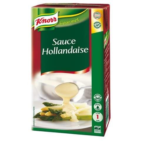 Knorr Holandská omáčka tekutá 1L -