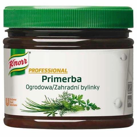 Knorr Primerba Záhradné bylinky 340g -