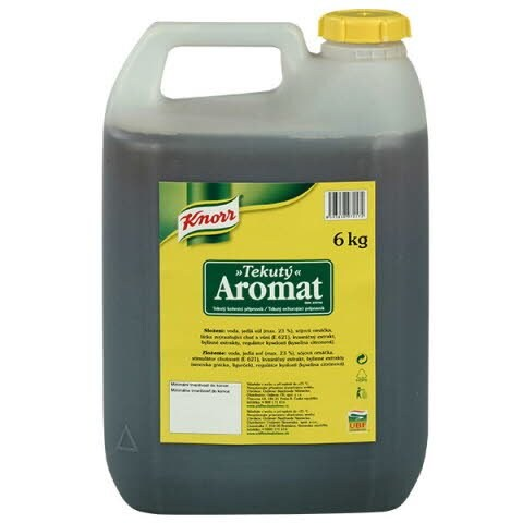 Knorr Tekutý Aromat 6kg -