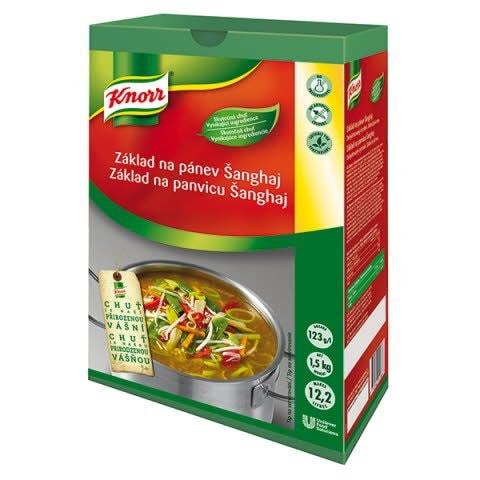 Knorr Základ na Panvicu Šanghaj 1,5kg -