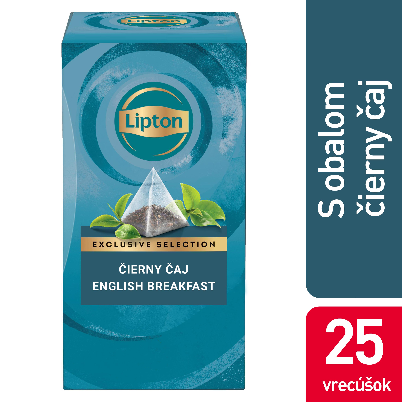 Lipton English Breakfast 25x2g -