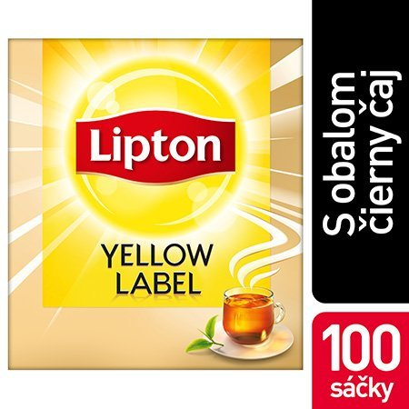 Lipton Yellow Label 100 x 1,8 g -